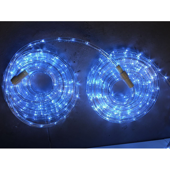 String Led Lights Nz : Connectable LED Rope Light 10m 100L - White - Party Lights Company