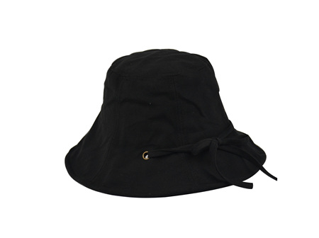 Connie Bucket Black