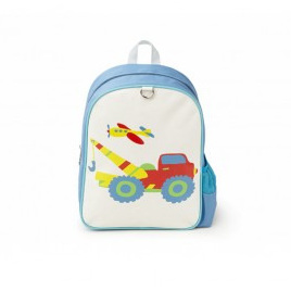 Construction toddler back pack