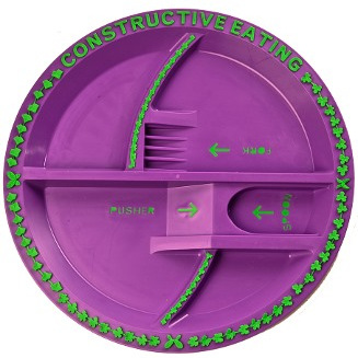 Constructive Eating - Plate