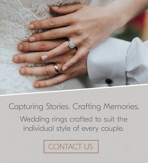 Contact Us Custom Wedding Rings