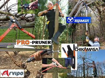Contact us regarding our range of quality pruning tools