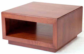 Roma Cube Coffee Table Square