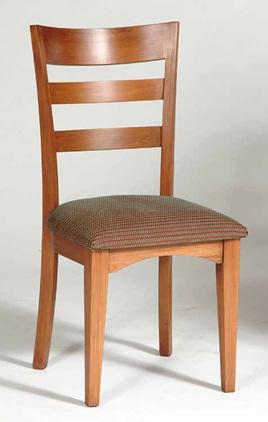 Ladderback Flush Top Chair