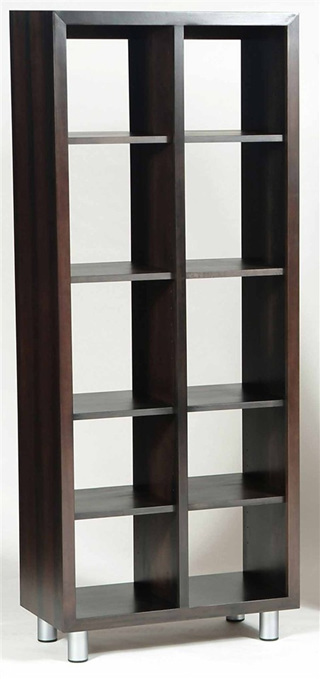 Roma Display Bookcase 10 Bay