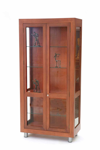 Roma Display Cabinet