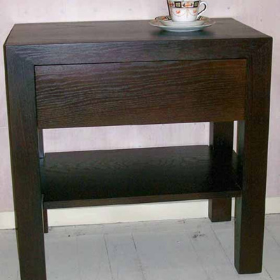 Coco Nero Side Table