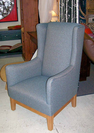 Eve Wingback Chair