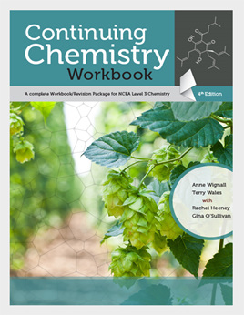 Continuing Chemistry Workbook, 4e