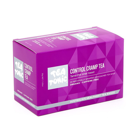 CONTROL CRAMP TEA 20 BAGS