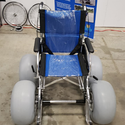 Converted Wheelchair Kit