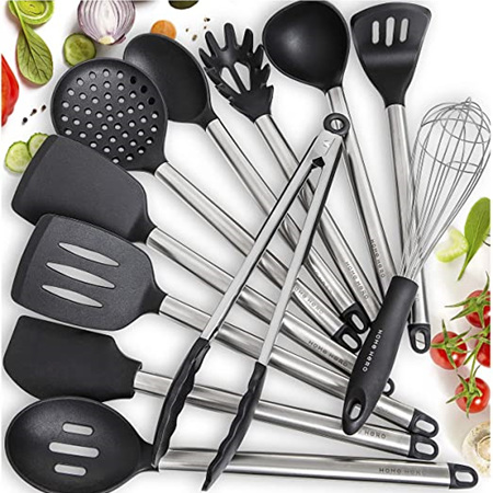COOKING & SERVING UTENSILS