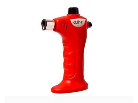Cooks Brulee Flame Torch - Red