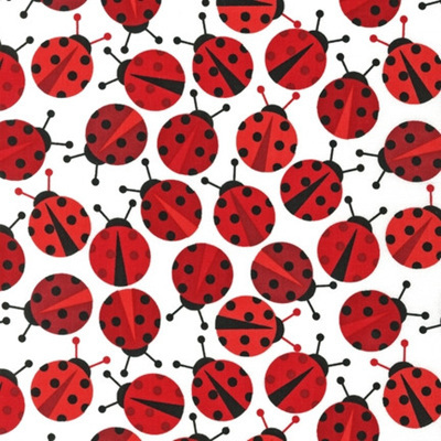 Cool Cords - Ladybugs