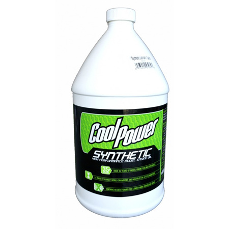 CoolPower Blue Synthetic Oil 3.8 Litre