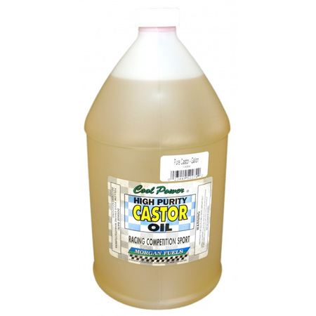 CoolPower Gold High Purity Castor Oil 3.8 Litre
