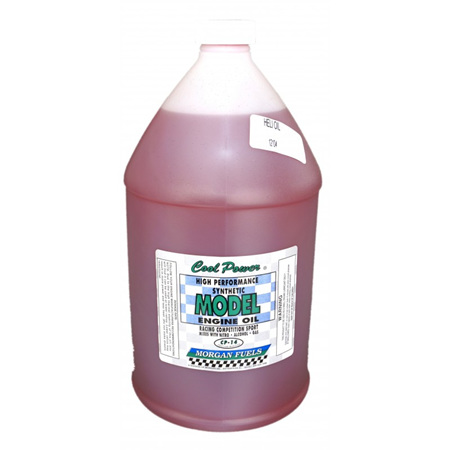 CoolPower Red Low Viscosity Synthetic Oil 3.8 Litre