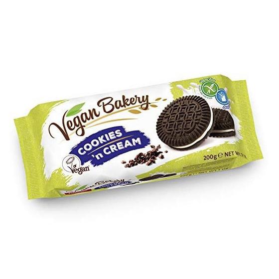 Coppenrath Vegan Bakery Cookies n Cream Biscuits