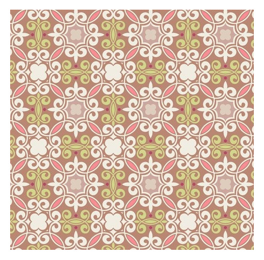 Coquette - Romantic Wall - Beige