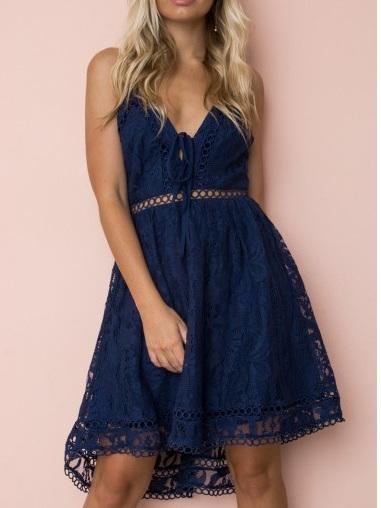 Cora Lace Dress