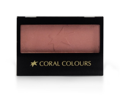 Coral Colours Blusher Entice