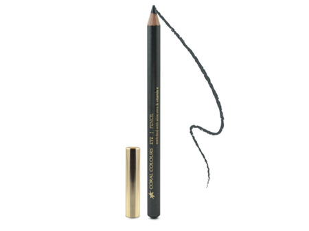 Coral Colours Eye Pencil Definer Evergreen
