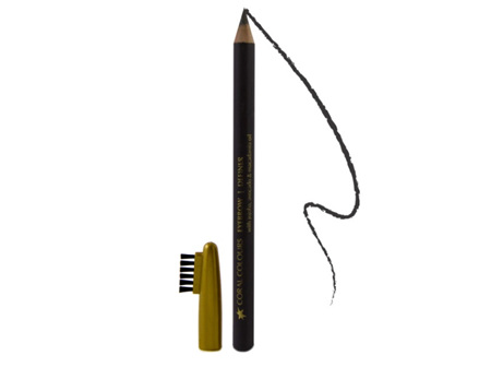 Coral Colours Eyebrow P/Definer Charcoal