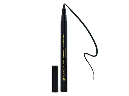 Coral Colours  Eyeliner Pen Coal Black