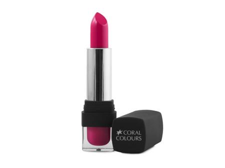 Coral Colours Matte Lipstick Blush