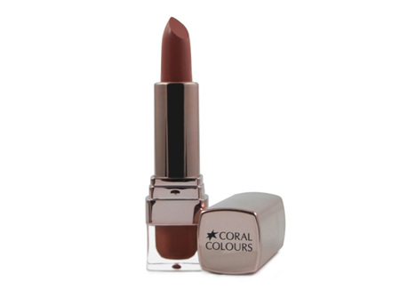 Coral Colours Sheer Lipstick Rosewood