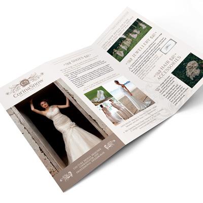 Corinne Snow Tri-Fold Brochure