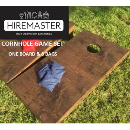 Corn Hole Game Set - Bag Toss Game