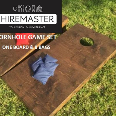 Cornhole Game Set - Bag Toss Game