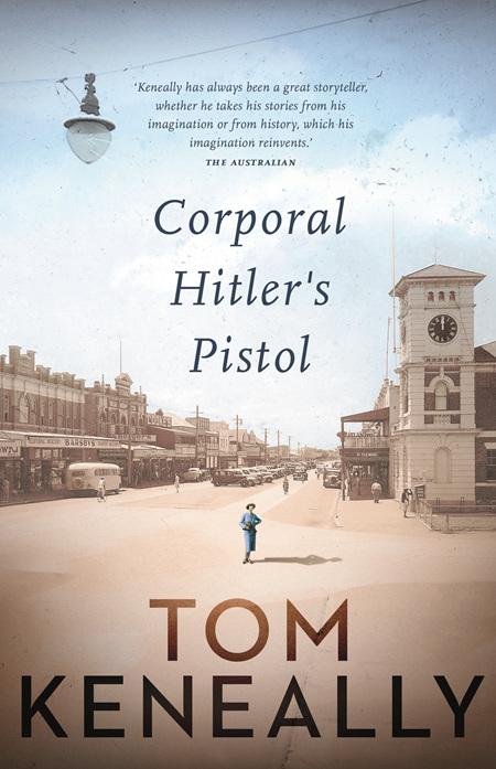 Corporal Hitlers Pistol
