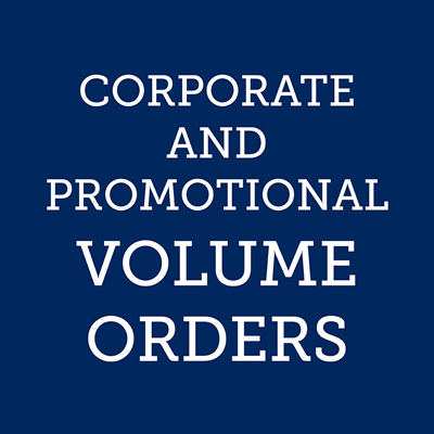 Corporate and Promotional Volume Orders