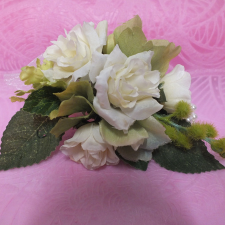 Corsage and Buttonholes