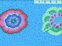 Corsage Blue