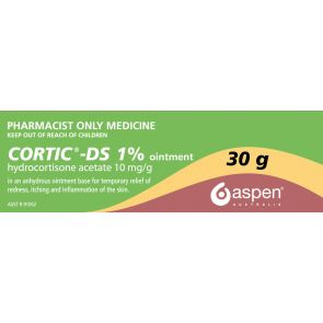 CORTIC-DS OINTMENT 1% 30G