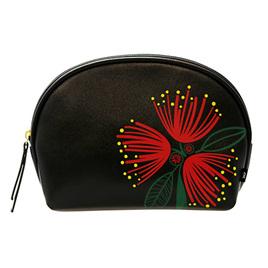 Cosmetic Bag - Classic Pohutukawa