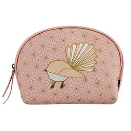 Cosmetic Bag - Geo Fantail