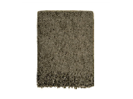 Cosy Throw - Dark Brown