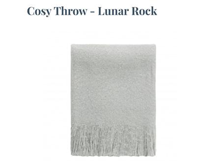 Cosy Throw - Lunar