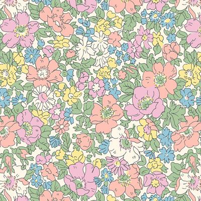 Cottage Garden - Cosmos Meadow - LB0477-5611W