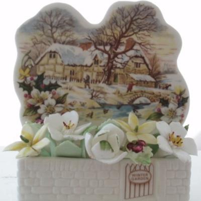 Cottage Garden Year Series Royal Albert