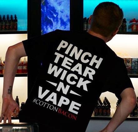 Cotton Bacon T shirts