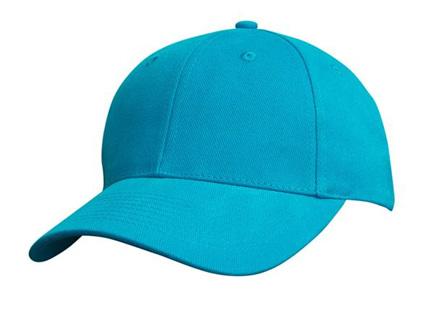 Cotton Cap Aqua Blue