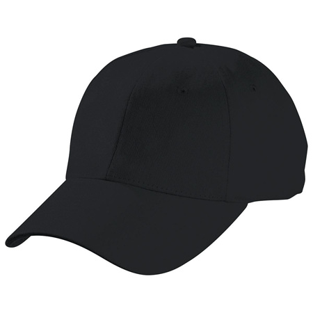 Cotton Cap Black