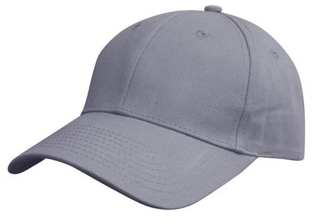 Cotton Cap Grey