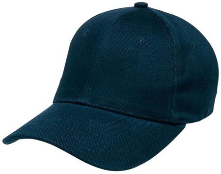 Cotton Cap Navy