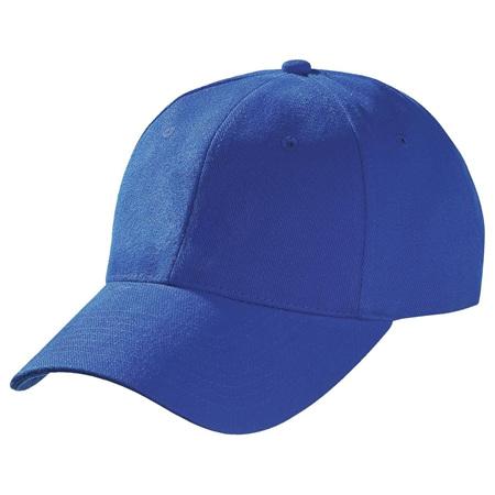 Cotton Cap Royal Blue